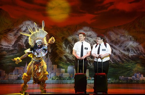 "We hope you got your tickets for the highly successful touring musical ""Book of Mormon"" at the Altria Theater. As of press time they were going fast — and that was just pre-sale."