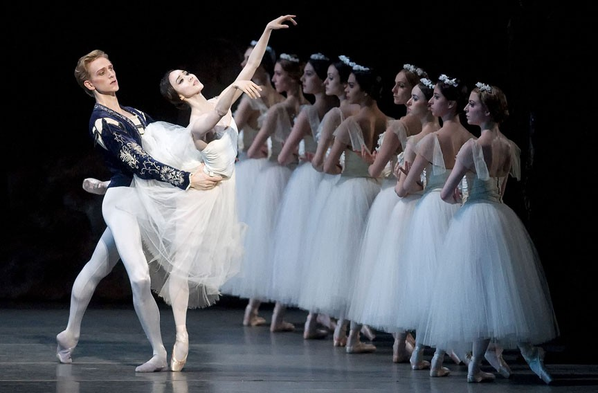 When it performs at the Virginia Arts Festival next week, American Ballet Theatre will shine a spotlight on three casts of star dancers.