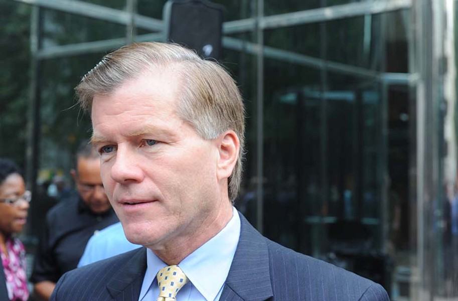 Who's a bigger proponent of off-shore wind energy? After the president announced his plans, Gov. Bob McDonnell issued a press release detailing his wind initiatives. - SCOTT ELMQUIST