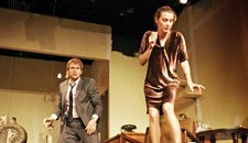 """""""Who's Afraid of Virginia Woolf?"""" at the Firehouse Theater"""