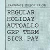 Wilder Received Pay Stubs Itemizing Auto Allowance