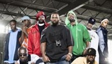 Wu Tang Clan at the National
