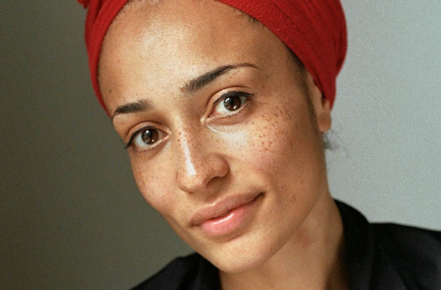 Zadie Smith - DOMINIQUE NABOKOV