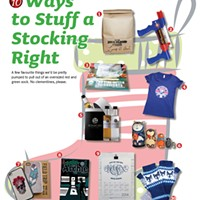 10 Ways to Stuff a Stocking Right
