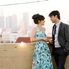 (500) Days of Summer falls, hard