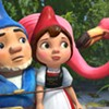 Love for <i>Gnomeo & Juliet</i>