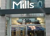 Mills' big move