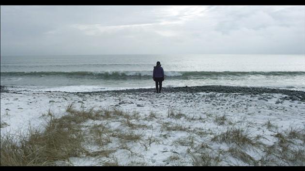 A still from Megin Peake's film, Rowan