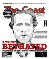 """""""A trust betrayed,"""" now up for a CAJ prize."""