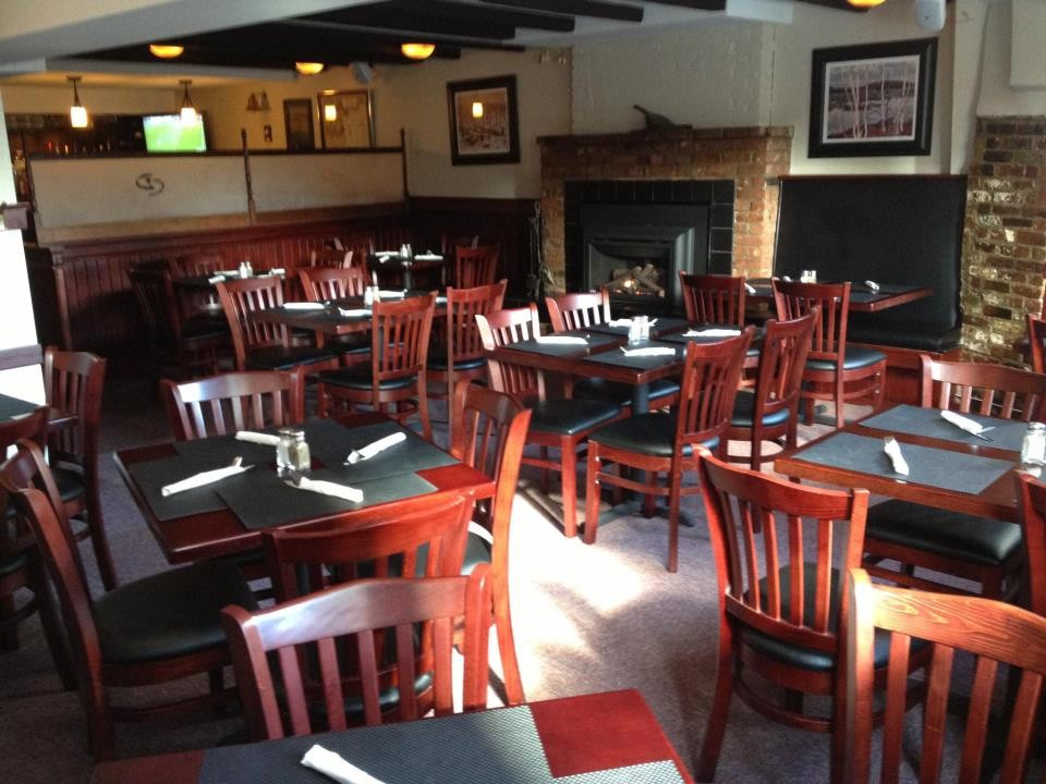 A wee tease of The Hideaway Pub & Grille's pub-side