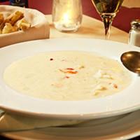 Acadian Seafood Chowder