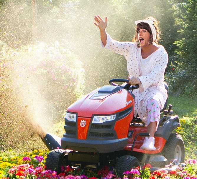 Adam Sandler, here as Jack and Jill's Jill, rides a passable sketch idea into a movie-length disaster.