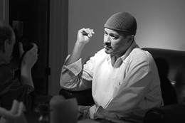Africville vid Clark Johnson will speak to high school students about acting and directing.