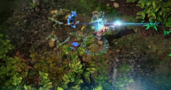 Alpha Dog Games' Wraithborne gives a bird's eye view.