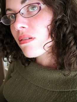 Amanda Campbell. Theatre blogging queen.
