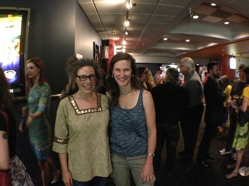 Among the Halifax filmmakers with shorts in the Atlantic Film Festival are Jasmine Oore (There's Been a Terrible Mistake) and Martha Stiegman (Seeking Netukulimk).