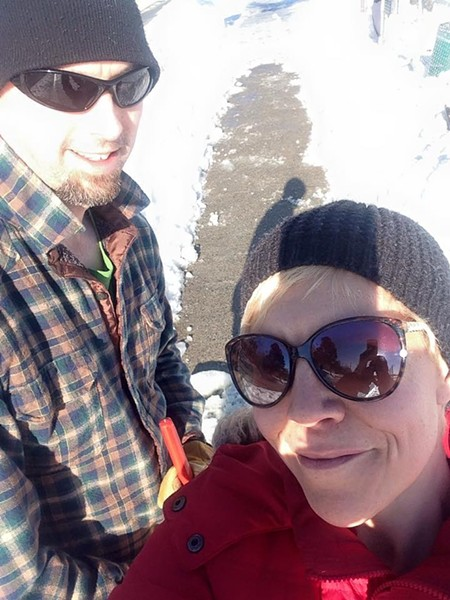 Amy Spurway is a writer and her husband Matthew is an community outreach assistant for their MP. They live in Dartmouth with their three children and when they're not working or playing with their kids, they are daydreaming about a truly accessible city while smashing ice off the sidewalks in their neighbourhood.
