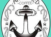 Anchored Coffee ahoy!