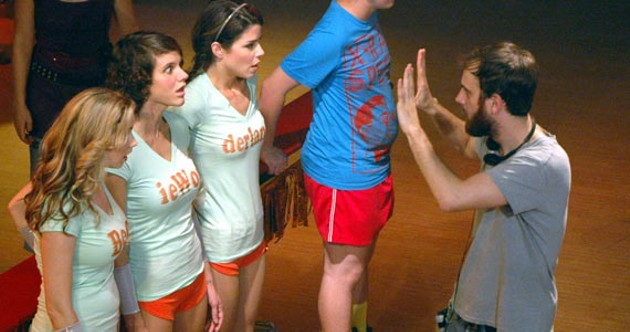 Andrew Bush directs Roller Town, which people may get to see on VOD.