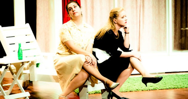 Are the women inevitably unfaithful inMozart's Cosi fan Tutte? See it and find out.