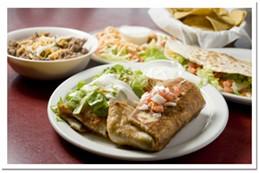 Arriba, arriba Chimichangas and burritos and quesadillas, oh my!photo Matt Skinner