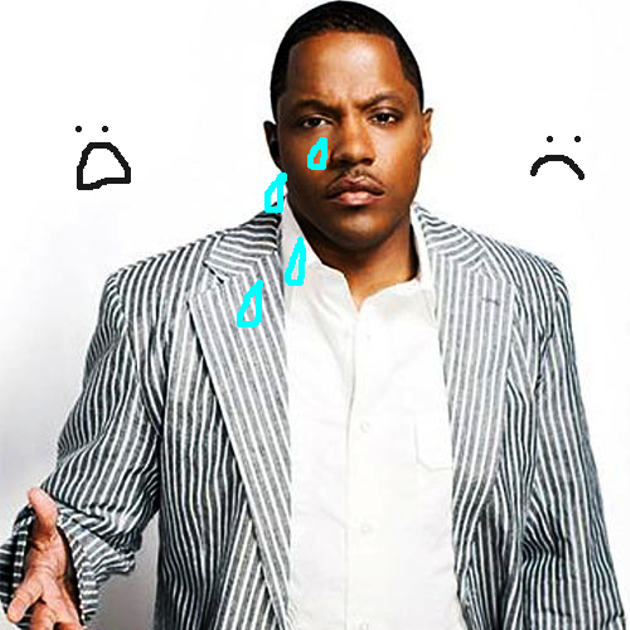 Artist's rendering of Ma$e