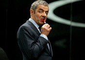 Atkinson shines as <i>Johnny English Reborn</i>