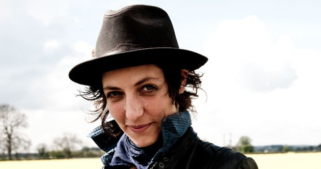 Awna Teixeira will get you back to your folk roots. - REBECCA KEMP