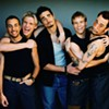 Backstreet Boys in Halifax May 4