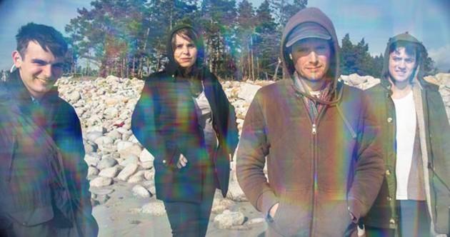 Beach bums Dog Day: (l-r) Mark Grundy, Nancy Urich, Seth Smith and Seamus Dalton. - CAROLYN HIRTLE