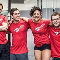 Better together: five ways to get fit with friends