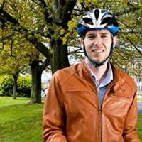 Bike Again!'s Mr. Fix-It, Don McCrimmon.