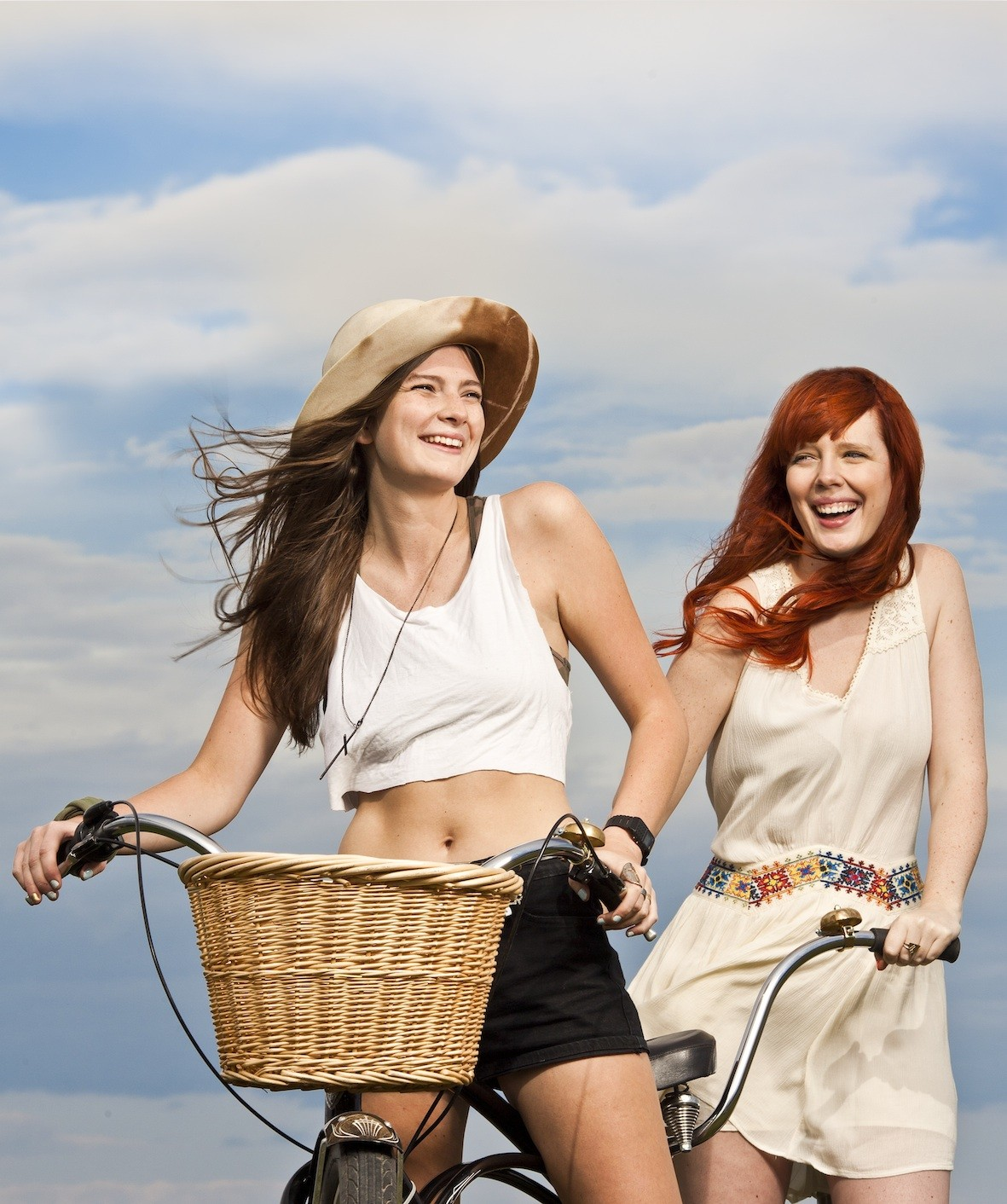 Bike buds - MEGHAN TANSEY WHITTON