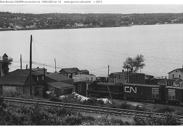 Bob Brooks' Photographic Portrait of Africville in the 1960s. Source: Nova Scotia Archives http://gov.ns.ca/nsarm/virtual/Africville/archives.asp?ID=6
