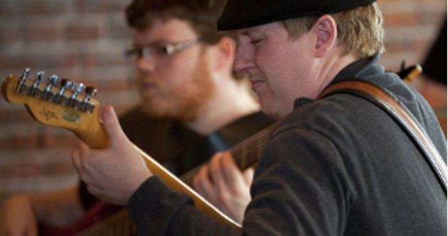 Brad Jefford Trio plays the Open Waters Festival on Friday.