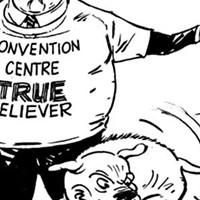 Brindi and the True Believers
