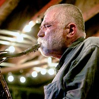 Brötzmann on fire