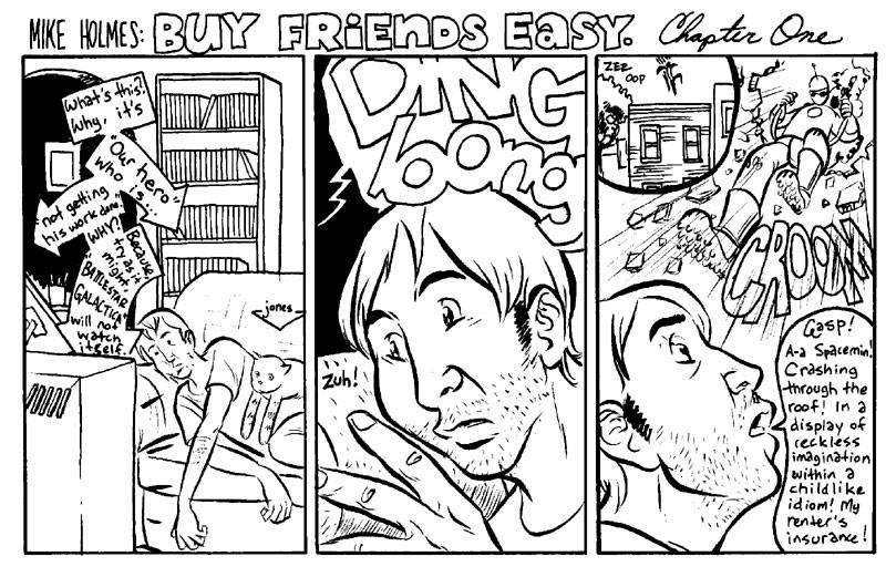 Buy Friends Easy