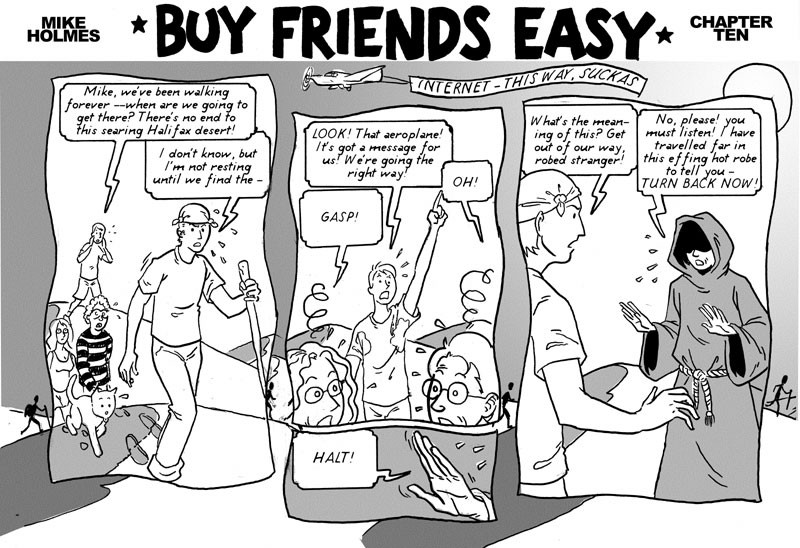 Buy Friends Easy