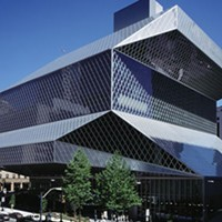 By the books: Seattle Central Public Library