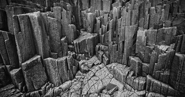 Campbell's Brier Island Basalt