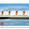 Canada Post issues Titanic stamps