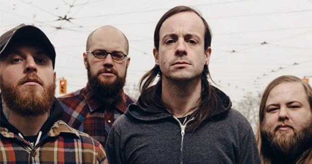 Cancer Bats bridge the gap between punk and hardcore.