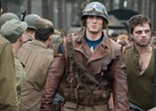 <i>Captain America: The First Avenger</i> worthy of the stars