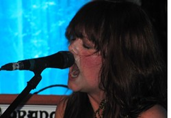 Carmen Townsend will be playing five shows over the course of the ECMAs. Her most notable will be a Saturday night gig at the Delta Ballroom opening up for the Trews. Three Sheet and The Stanfields are also on the bill. - DAVE LIDSTONE