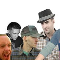 Catch local DJs, The Real Molloy, Buck Banger, Method, Veev, Steve Nurse and Dekz at HelmFest.