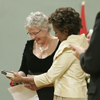 Catherine Banks receives Governor General's Award