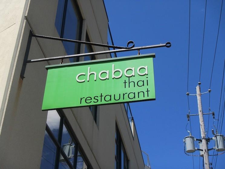 Cha Baa Thai, Queen Street, Halifax, NS
