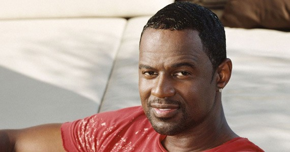 Check out Brian McKnight's smooth moves Friday at the Schooner Room