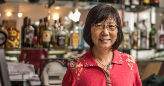 "Cheelin's Fanny Chen keeps things ""fresh, flavourful and tasty."" - SAMSON LEARN"